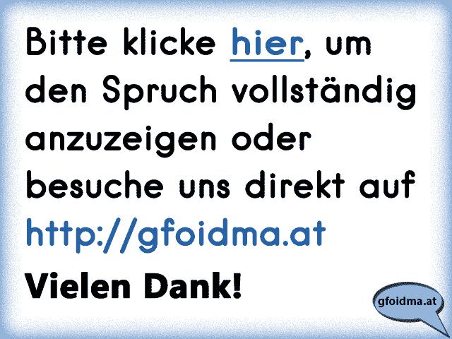 ich war´s nicht ... ehrlich ... | Österreichische Sprüche ...
